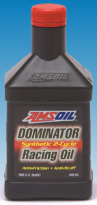 Amsoil Dominator High Performance 2 Stroke Oil (TDR)